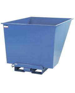 Kontener samowyładowczy. 1100 l. RAL5019 Capri blue