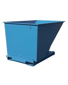 Kontener samowyładowczy, 2000 l. RAL5019 Capri blue