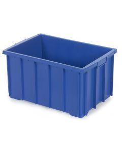 Pojemnik transportowy 1/4 Euro. Niebieski