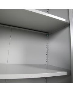 Dodatkowa półka do szafy uniwersalnej. Szara