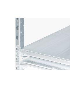 Półka metalowa do regału magazynowego L1200x600mm