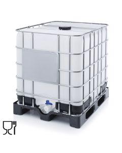 Zbiornik paletowy H1160 x B1200 x D1000 mm. plastikowy (Auer)