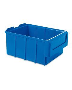 Pojemnik magazynowy. H140 x B232 x D300 mm. Niebieski