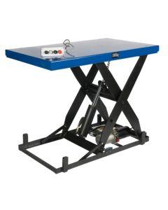 Stół podnośny, el. 2000 kg