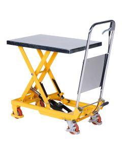 Wózek platformowy, ręczny.
