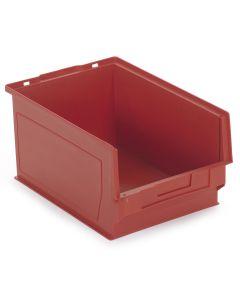 Pojemnik warsztatowy 0,6 l. Czerwony